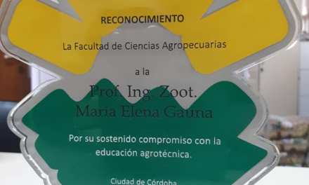 La Directora del Ipea reconocida por el «Sostenido compromiso con la Educación Agropecuaria»