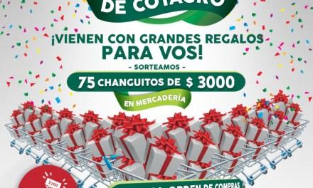 GANADORES SORTEO DE COTAGRO