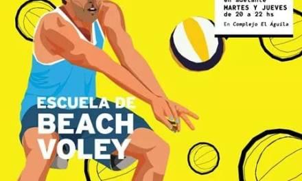 NUEVA PROPUESTA Y CAMBIO DE HORARIO EN EL MINI BEACH Y BEACH VOLEY