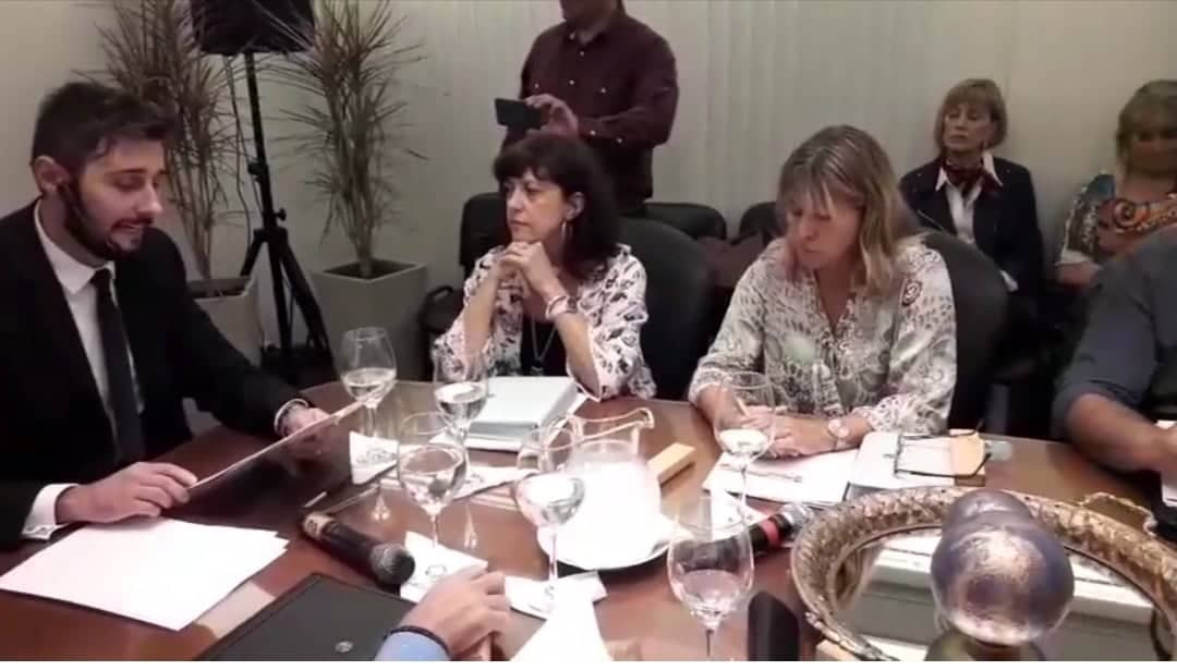 General Deheza – Apertura de Sesiones Ordinarias  HCD 2019