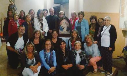 Las misioneras de Shoenstat  peregrinaran a FATIMA