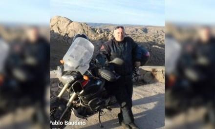 Falleció el Dr Pablo Baudino  en un accidente en la ruta 150