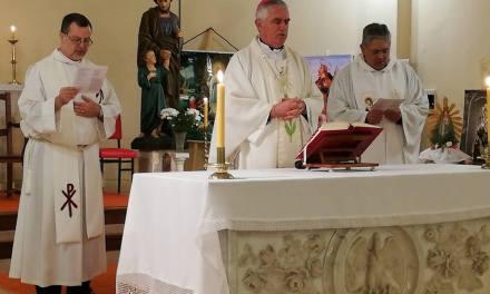 Gral. Cabrera celebró la novena y Fiesta Patronal en Honor a San José
