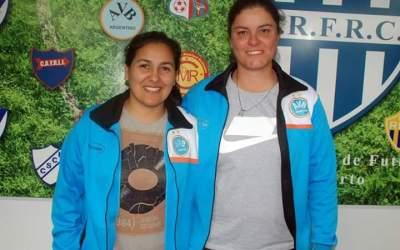 El equipo de fútbol femenino de Ateneo, presentará sus camisetas