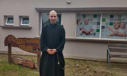 El Misionero Sebastián Ayala visita la ciudad
