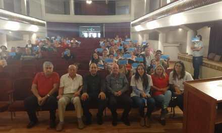 MÁS DE 70 BENEFICIARIOS DE PLAN VIDA DIGNA