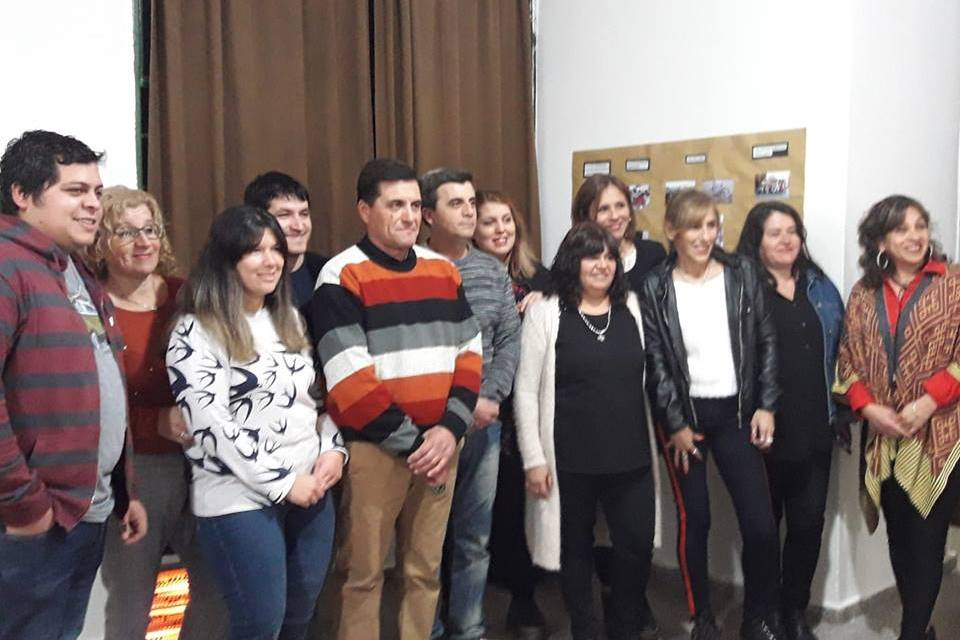 TALLERES Y OTRAS NOVEDADES DESDE EL SUM DE BARRIO ARGENTINO