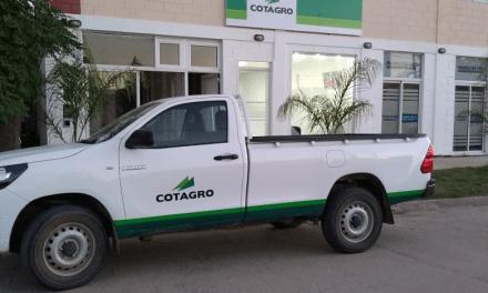 Cotagro inauguró nueva Agencia en Del Campillo