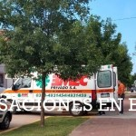 Accidente con lesionado