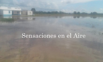 PARAJES DE SANTIAGO DEL ESTERO BAJO EL AGUA