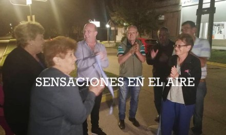 El Bulevar España se llenó de luz