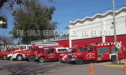 VISITA DE JARDINES Y GUARDERÍAS AL CUARTEL Y SORTEO DEL TABLÓN DE BOMBEROS