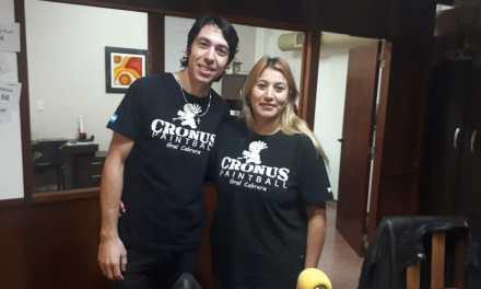 PRIMER TORNEO DE CRONUS – CAMPO DE PAINTBALL-