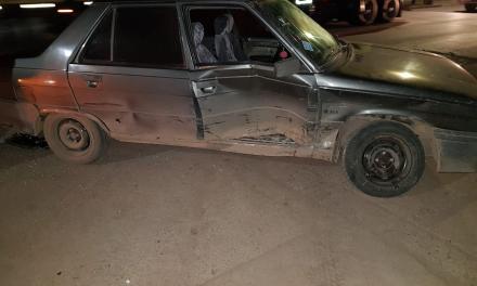 General Cabrera – Accidente de tránsito