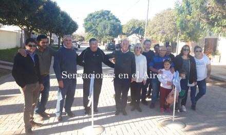 El Municipio sigue inaugurando obra de adoquines en distintos sectores de la ciudad