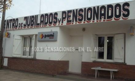 ENTREGA DE BOLSONES CENTRO DE JUBILADOS GRAL. CABRERA