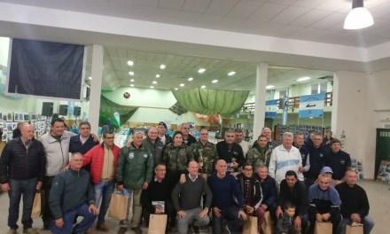 Emotivo acto de cierre de Expo Malvinas 2019