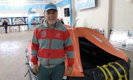 OMAR PISTELI MALVINERO DE ALMA NOS HABLA DE LA EXPO MALVINAS