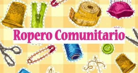 Esta semana funciona el Ropero Comunitario en Capilla San Roque