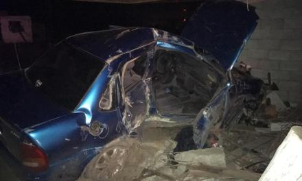 Un cabrerense falleció en un accidente  en el cruce de ruta provincial 6