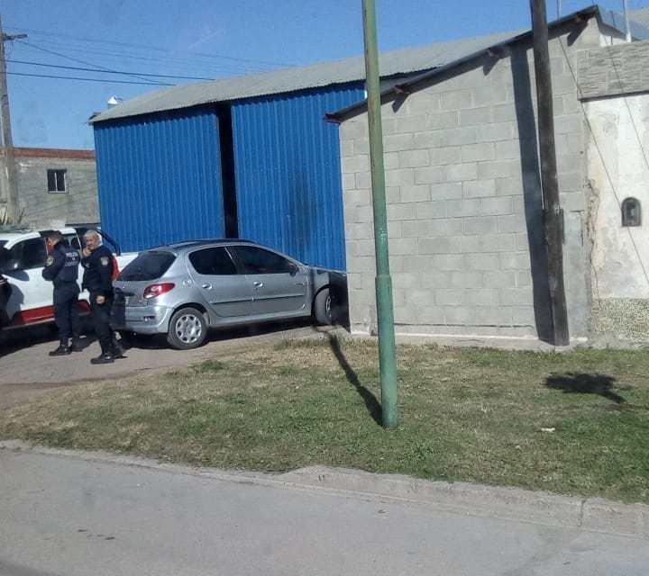 Policiales-Allanaron una Gomería