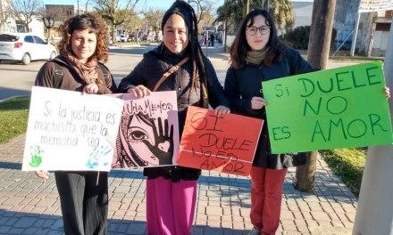 «Sus dichos son de una mezquindad política» dice el comunicado de mujeres autoconvocadas