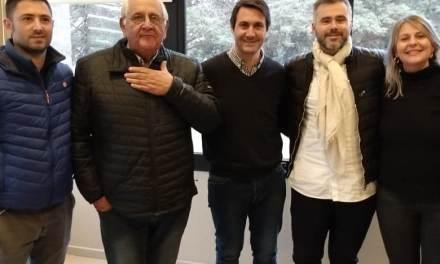 PRODEMAN sigue creciendo… «Arriba Córdoba», programación de Canal 12 visitó la Empresa