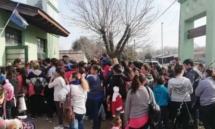 Festejo Día del Niño en Barrio Argentino