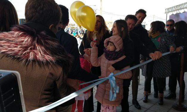 Deheza: Se inauguró el nuevo edificio del Instituto Especial Amanecer