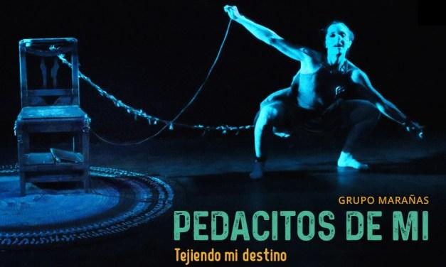 Este sábado en Fundación el Horno disfrutá de la obra «Pedacitos de mí» Tejiendo mi destino