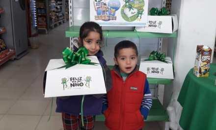Ganadores del sorteo Día del Niño en Cotagro