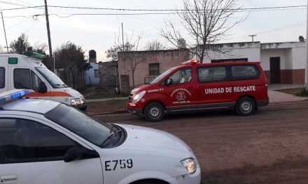 Muerte de etilogía dudosa de un masculino en B° Argentino