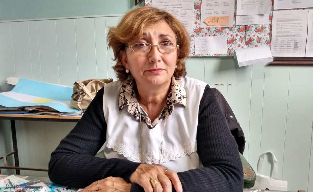 La Escuela Emilio F. Olmos despide a la Directora Elena Perez