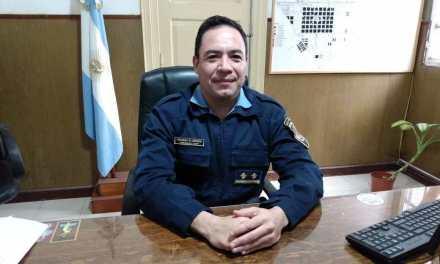 Informe policial de hechos sucedidos el fin de semana