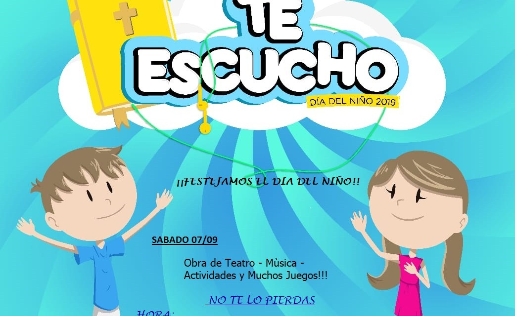 La Iglesia Visión de Futuro festeja el Día del Niño