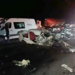 Sampacho: Accidente fatal