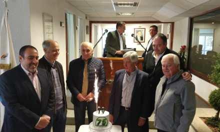 Cotagro celebró sus 75 años