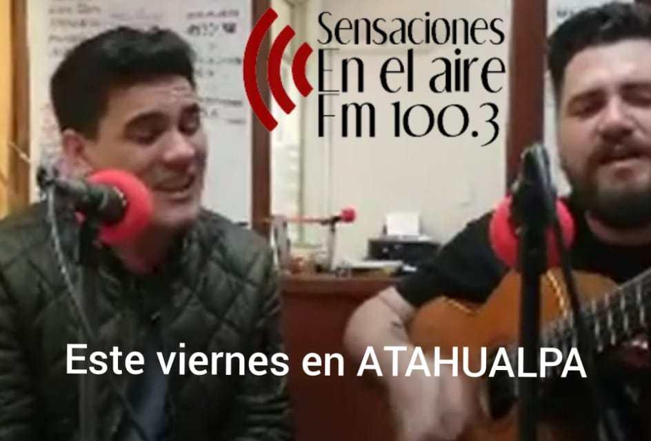 Mario Viluron -Otra Voz Argentina en Atahualpa Yupanqui