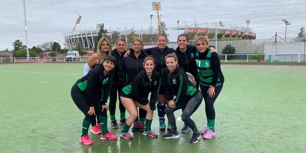 Las Mamis Hockey participaron de la 9° Copa de GUAPAS