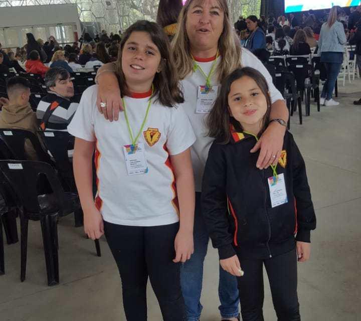 Escuela Emilio F. Olmos participó de la Feria de Ciencias y no clasificó a la nacional
