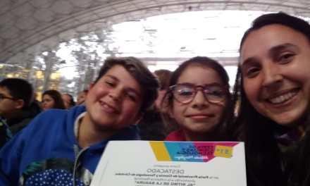 Escuela de Colonia El Espinilla pasaron a la Instancia Nacional en la Feria de Ciencias