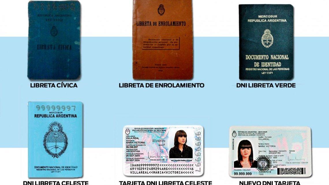 Hay muchos documentos sin retirar en el Registro Civil de la ciudad
