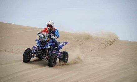 Nicolás Cavigliasso no competirá del Dakar