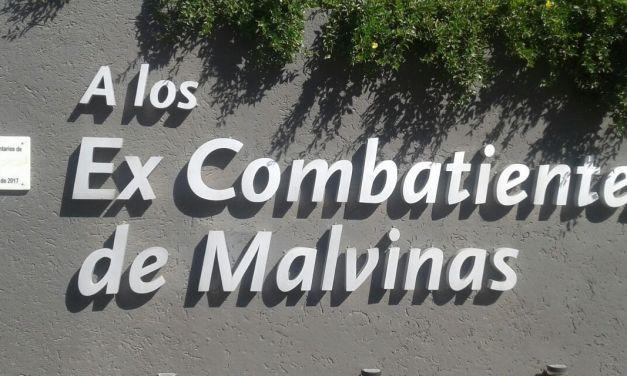 Veteranos de guerra quieren llegar a la provincia y pedir el acto oficial el próximo 2 de abril