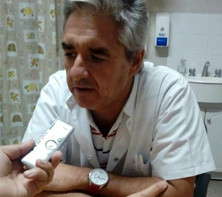 Hospital – El servicio de Ginecología y Obstetricia se declararon objetores respecto del IVE