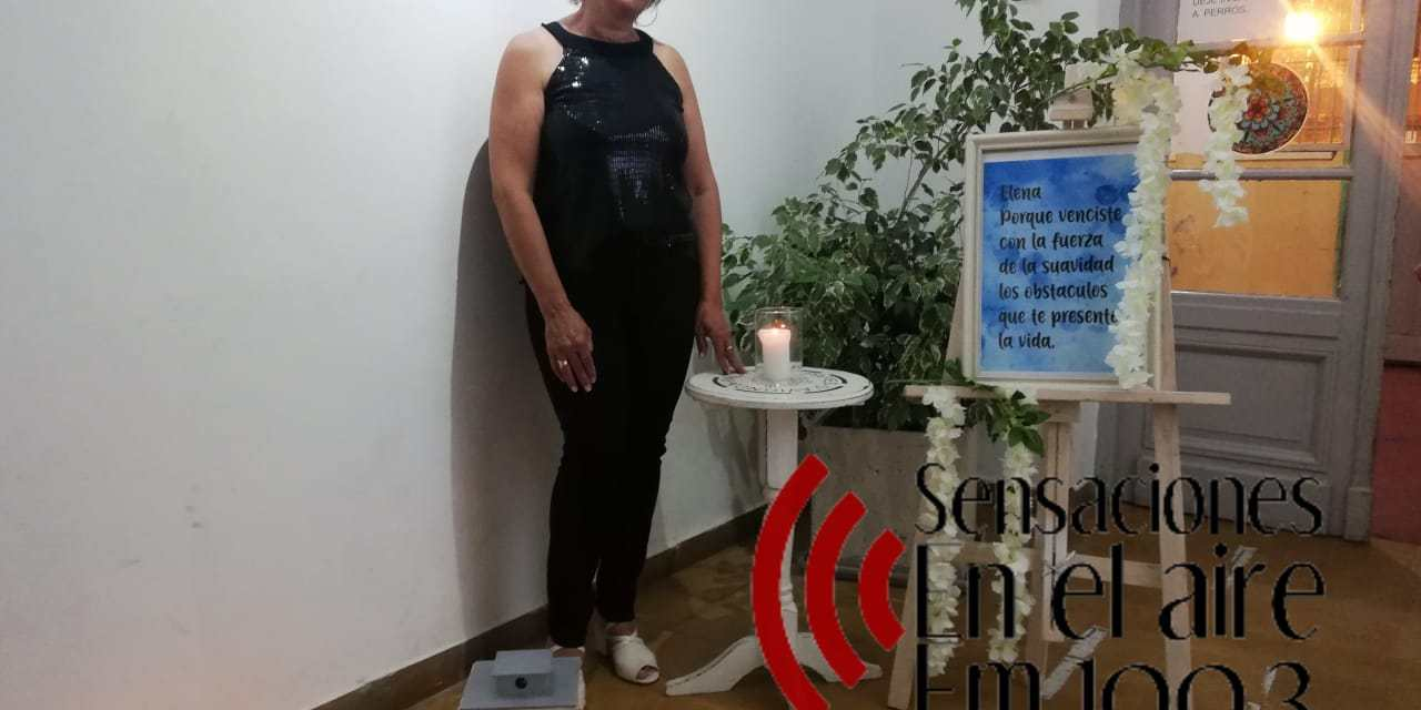 Emotivo acto de despedida a Elena Pérez, Directora retirada de la escuela Olmos