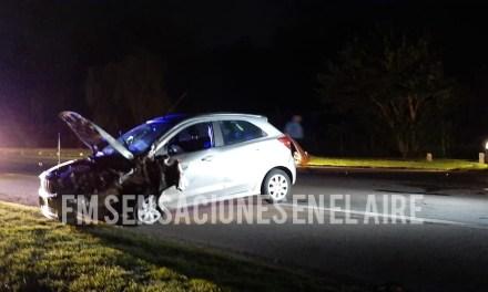Accidente fatal a pocos Km del acceso norte de Deheza