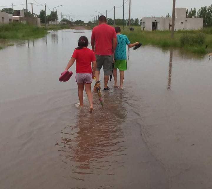 |VIDEOS| Complicaciones por la intensa lluvia