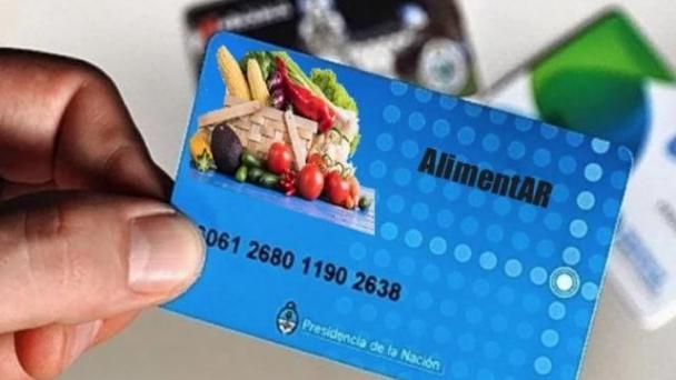 En Febrero llega la tarjeta ALIMENTAR de la provincia
