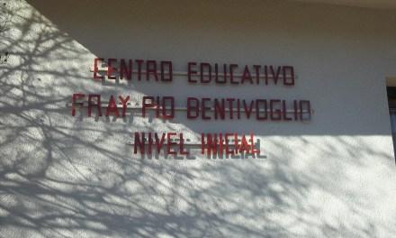 Jardín Fray Pío Bentivoglio: Inicio de clases salita de 4 y reunión informativa